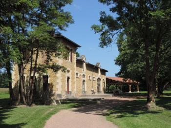 photo chateau Vougy